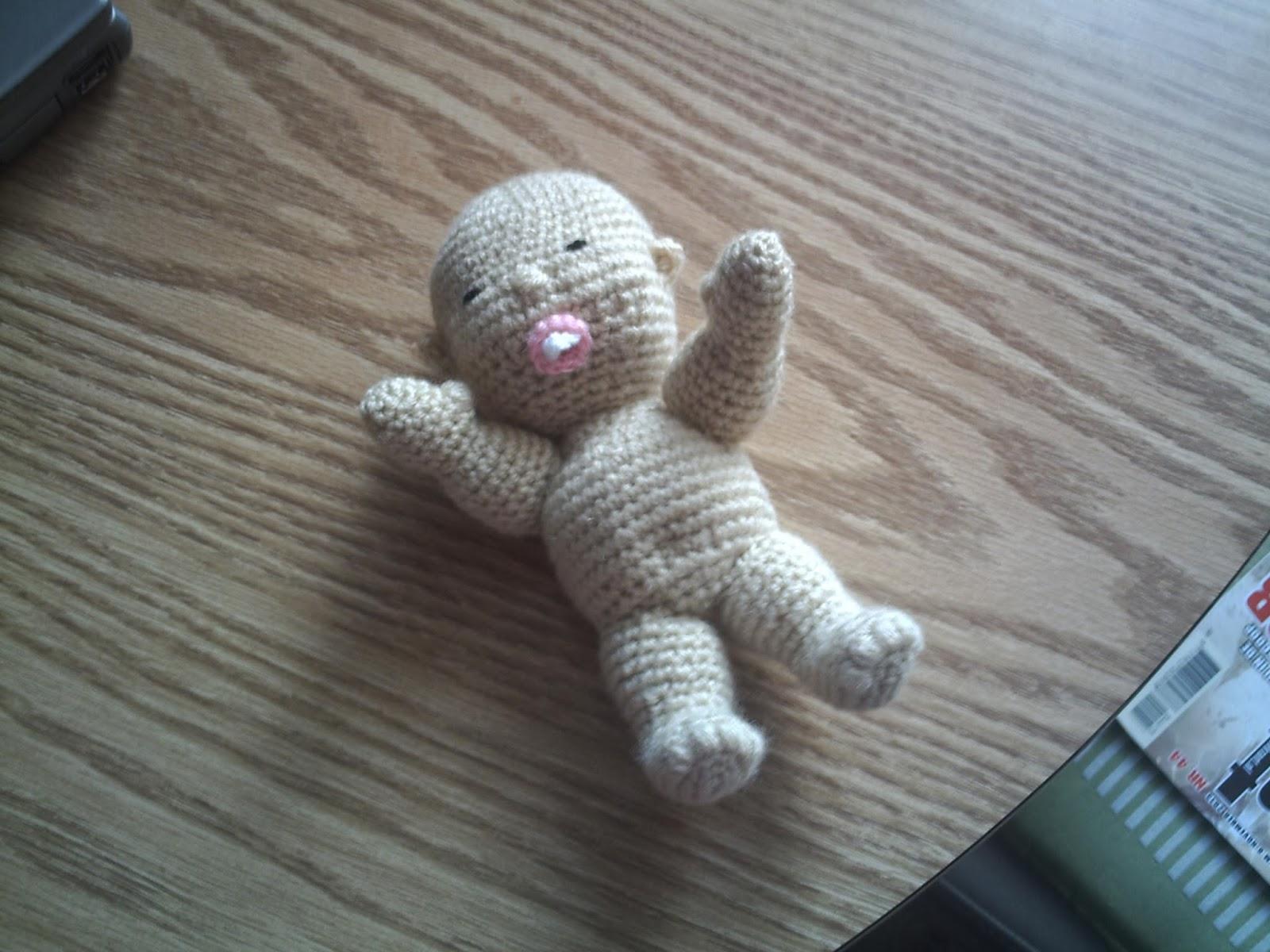 Amigurumi Baby Haakpatroon : Zwaantje Creatief !!!??: Alle zelfverzonnen babypopjes op ...