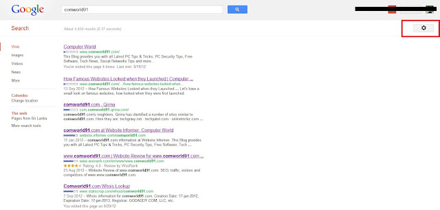 this is rolling a huge job inwards cyberspace How to Display 100 Google Search results inwards i Page