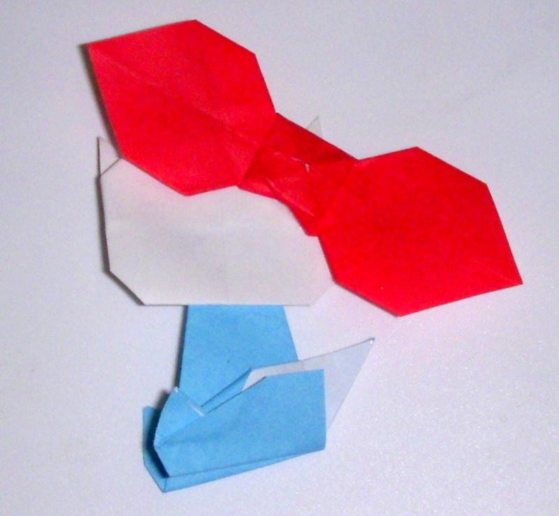 Sanrio 3d Origami Book