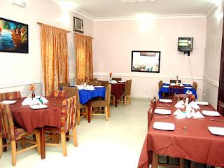 Dannic Hotel Port Harcourt restaurant