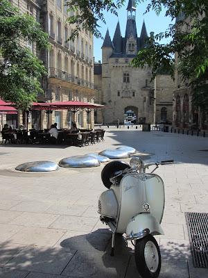 Bordeaux et le quartier Saint Paul