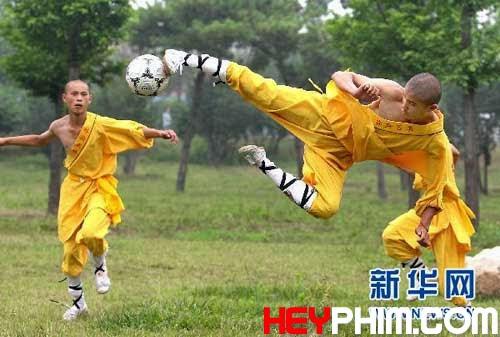 heyphim t535810 Tiểu Hòa Thượng Thiếu Lâm