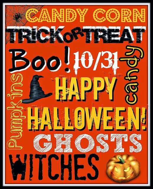 Ultimate Free Halloween Printable Round Up   30+ Awesomely Spooky Free Printables