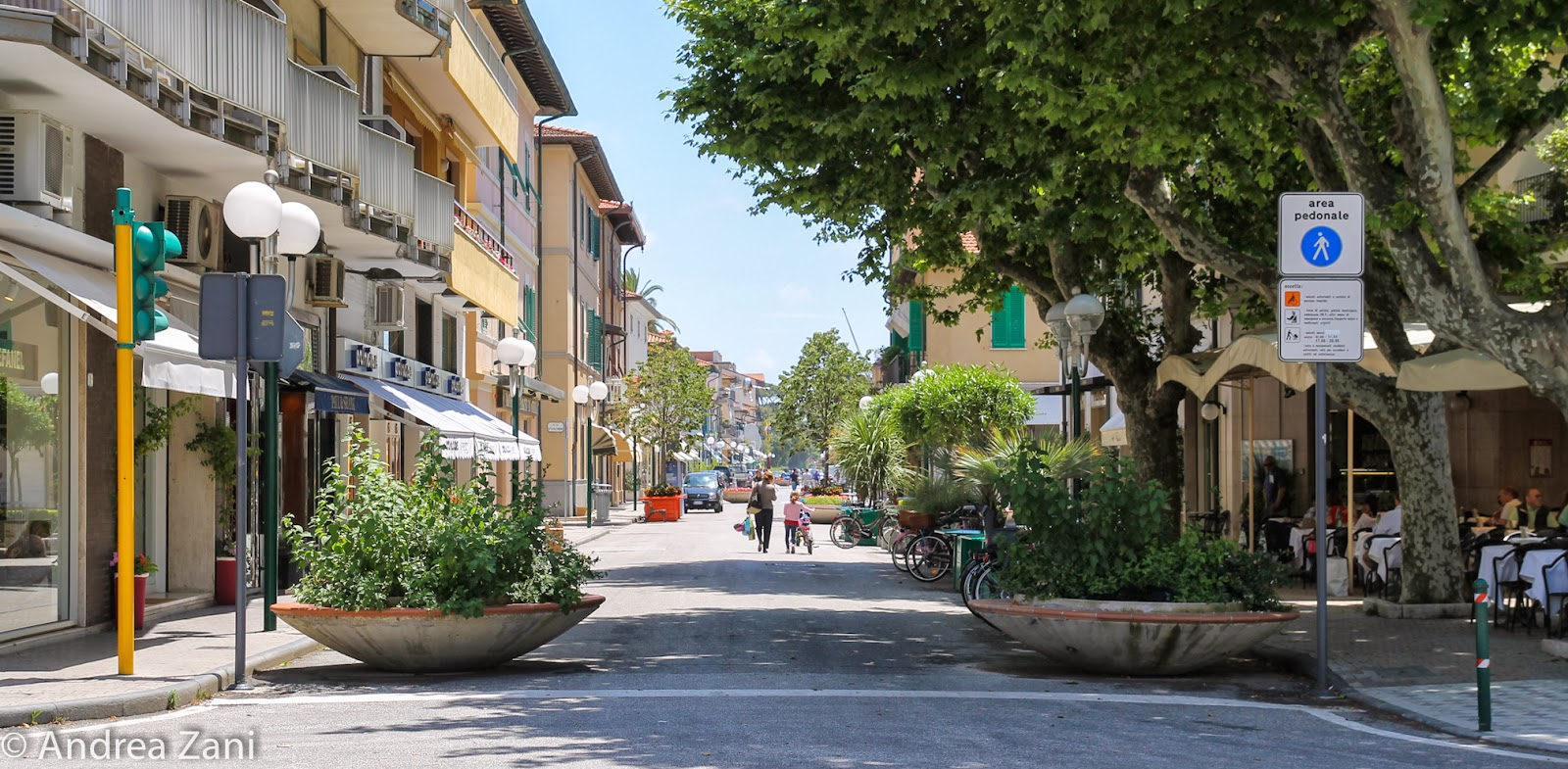 Forte Dei Marmi Italy  city pictures gallery : The town of Pietrasanta is close by and well worth a visit