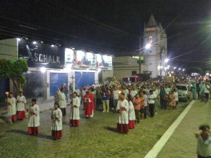 ENCERRAMENTO DA FESTA DE SÃO SEBASTIÃO