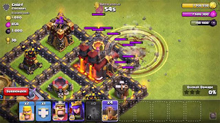Clash Of Clans Update September 2015 Version 7.156.10