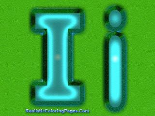 I Letters Image