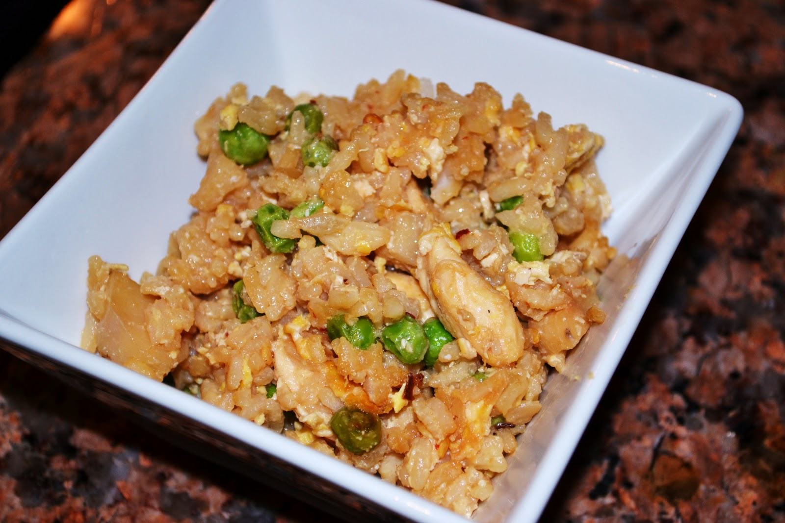 Ate New York City: Chicken Fried Rice