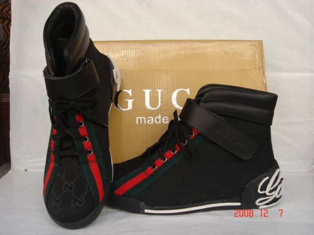 Gucci shoes for men high tops