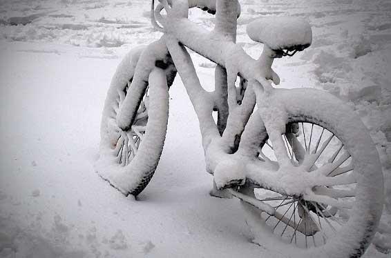 Ebikes en invierno SÍ