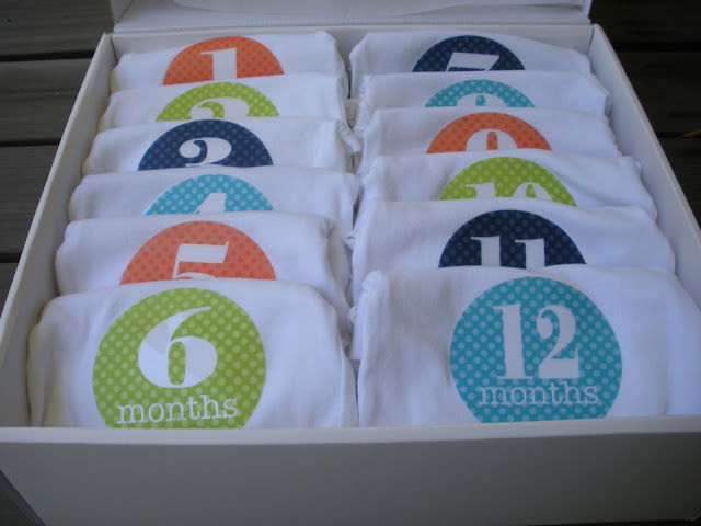 Baby Gift Of The Month Club : Keeping you in stitches march
