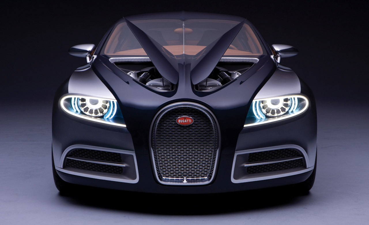 Bugatti Galibier 16C: Will be named Bugatti Royale
