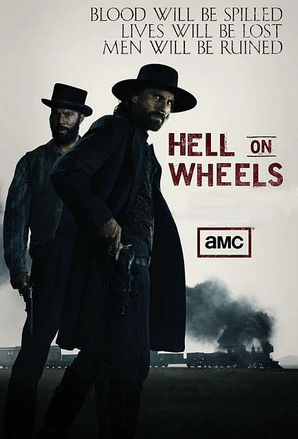 Assistir Hell on Wheels - 3ª Temporada  Online Legendado
