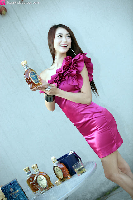 5 Ju Da Ha for Kingdom Whisky-very cute asian girl-girlcute4u.blogspot.com
