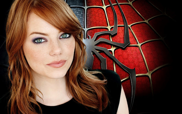 Emma Stone HD Wallpapers - In Amazing Spider Man