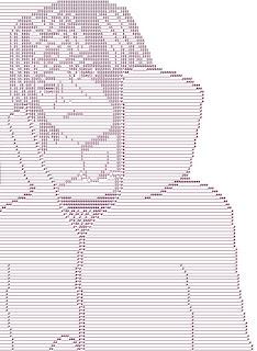Itachi mangekyou sharingan naruto shuriken text art for Ascii table 85