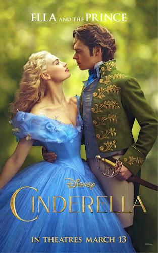 Cinderella (BRRip 720p Dual Latino / Ingles) (2015)