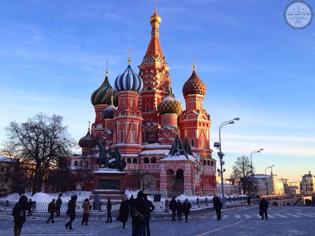 catedral de são Basílio Moscou Russia