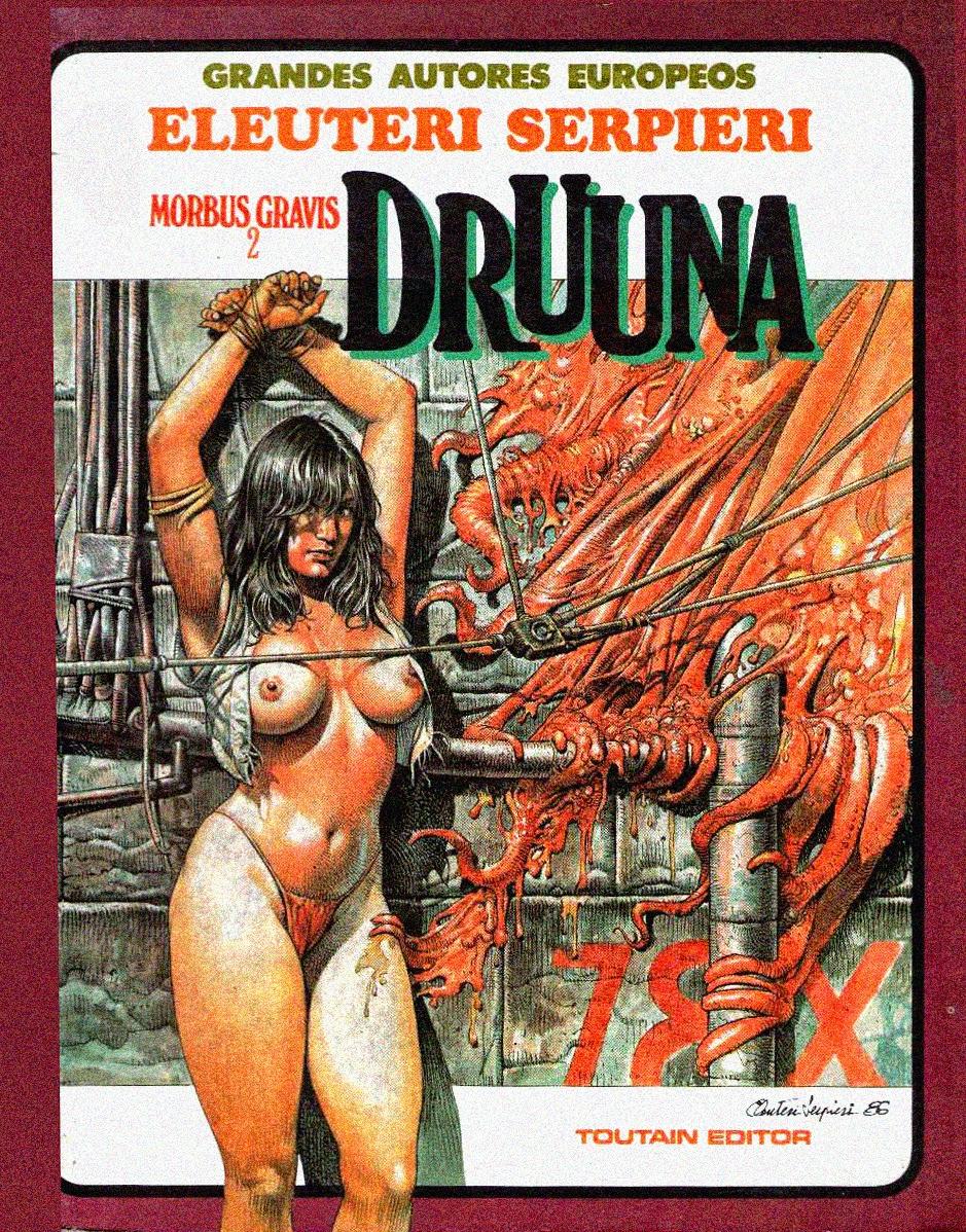 Druuna Morbus Gravis II