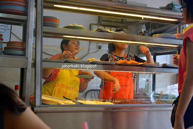 Sheng-Fuat-Fried-Noodle-Taman-Gaya-Johor-Bahru-成发餐室