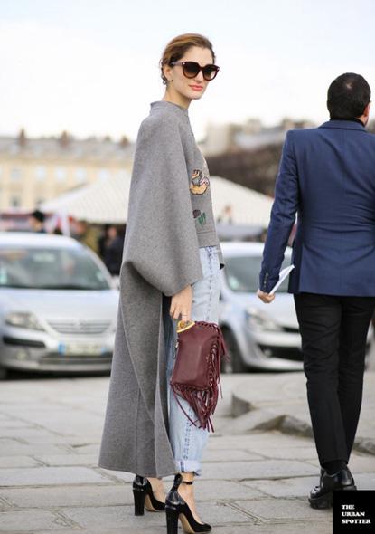 Sofia Sanchez de Betak jeans