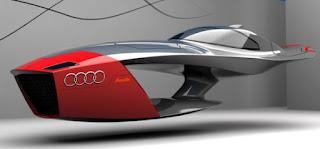 mobil masa depan4 Mobil Masa Depan Dengan Desain Futuristik