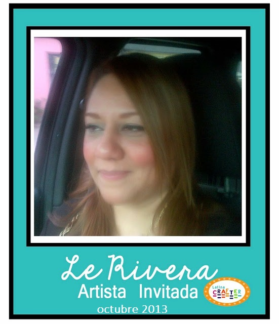 inviTada en LatiNa CrafTer