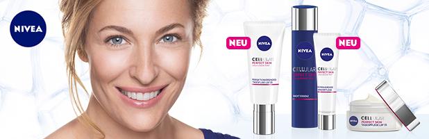 Nivea-Cellular-Perfekt-Skin-Pflegeserie