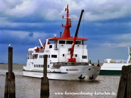 Tagestour zur Nordseeinsel Spiekeroog