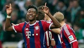 Werder Bremen vs Bayern Munich 0-4 Video Gol
