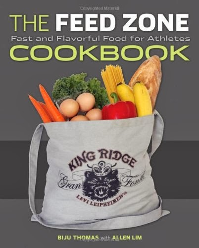 The Feed Zone Cookbook (Amazon)