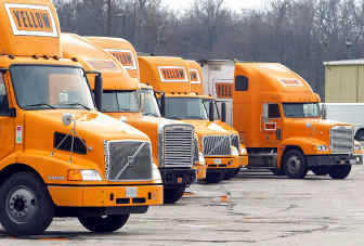 Yrc worldwide to sell 61 truck terminals