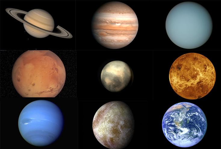 preschool planets art - photo #32