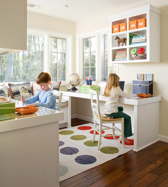 A wise woman builds her home homeschool room ideas for 2011 for Home school room ideas