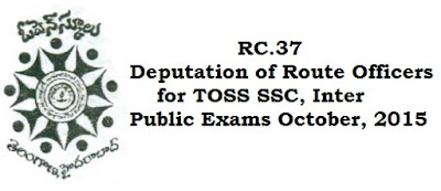TOSS, SSC, Inter Exams
