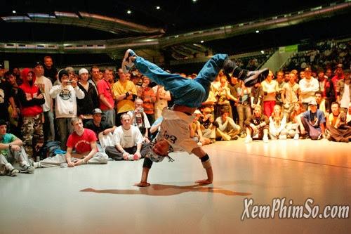 Đấu Trường Breakdance