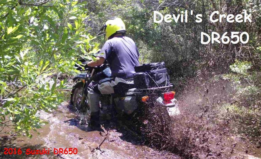 Devils Creek DR