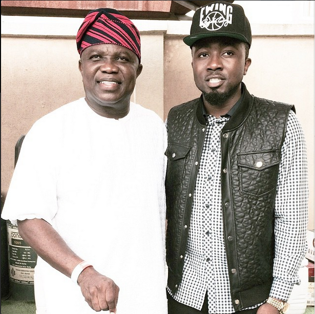 Lagos APC candidate, Ambode Gets M.I Abaga, Ice Prince Endorsement
