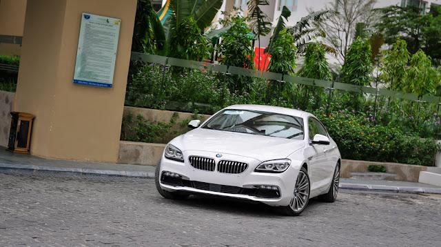 BMW 640i Gran Coupe 2015 đầu tiên tại Việt Nam