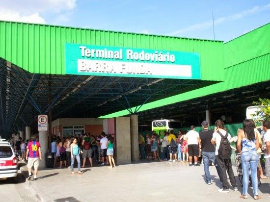 Rodoviária Barra Funda - Telefone, Endereço e Passagens