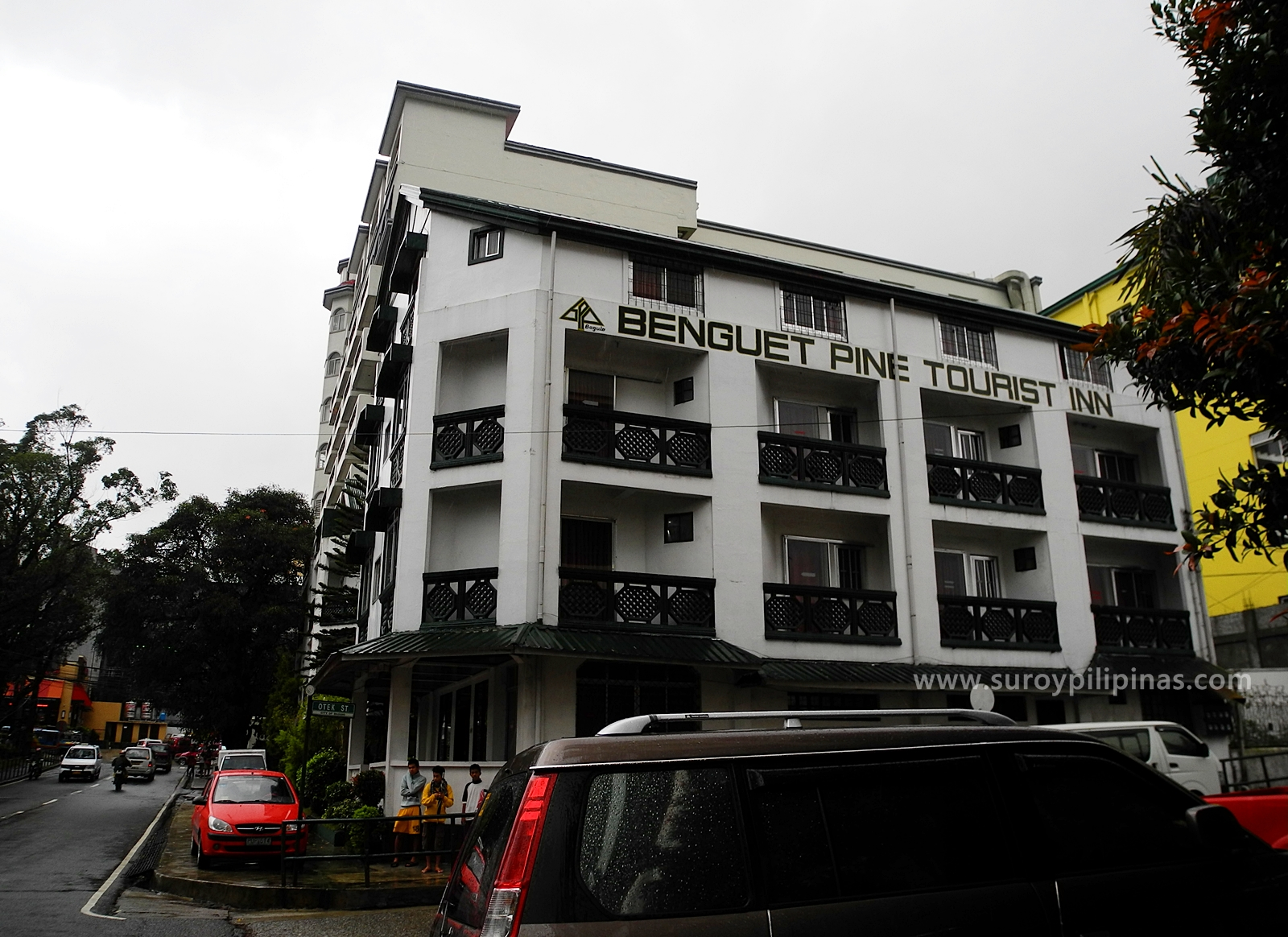 Review Benguet Pine Tourist Inn In Baguio City