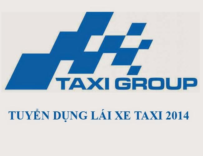 Taxi Group Tuyển Dụng Lái Xe - Việc làm lái xe Taxi