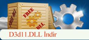 D3d11.dll Hatası çözümü.