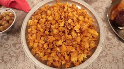 patates ,yemekeleri