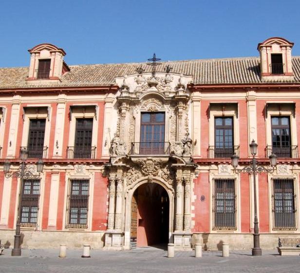 Historiarte sevilla palacio arzobispal for Arquitectura sevilla