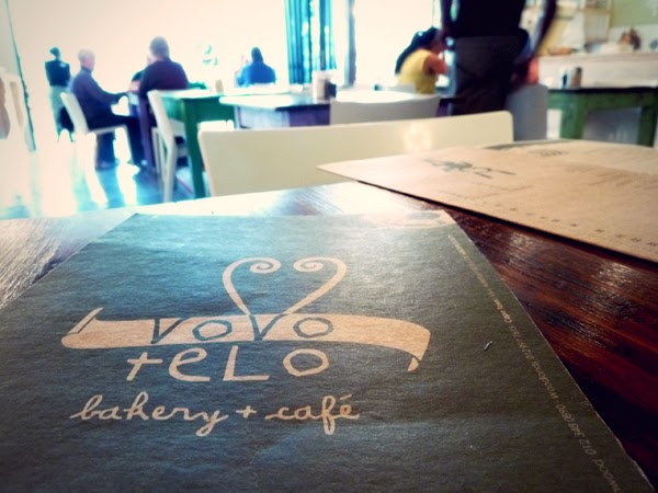 Happiness is... Vovo Telo Bakery & Café, Umhlanga, Durban