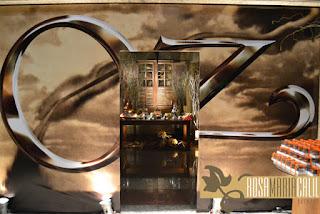 Ribalta, ploter furacão, entrada, decoração, mesa lembrança, 15 anos