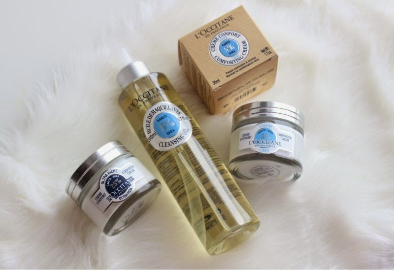 L'Occitane Shea Skin Care Collection