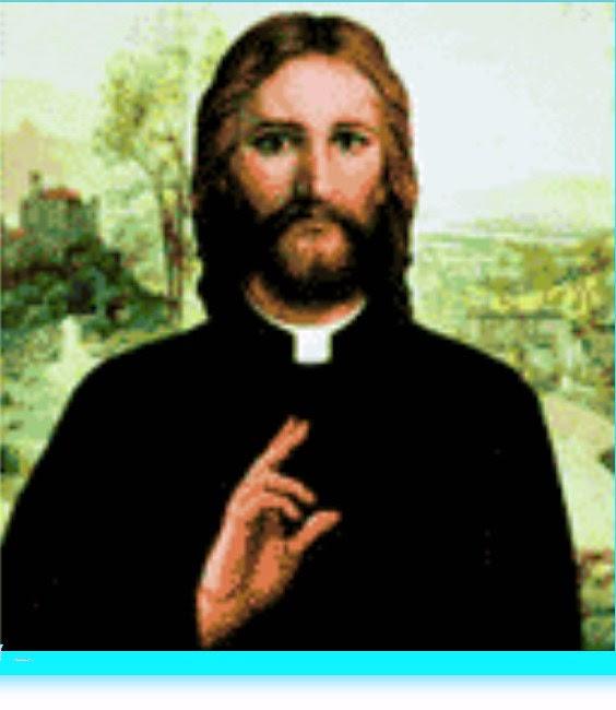 Jesucristo - Eterno Sacerdote