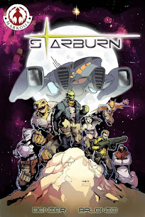Buy STARBURN TPB here:
